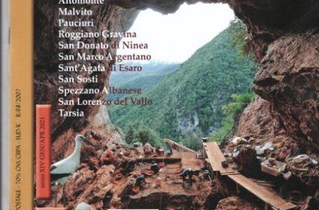 """La valle dell' Esaro con la sua via del Sale nel trentaduesimo numero de """"Il CalabrOne"""""""